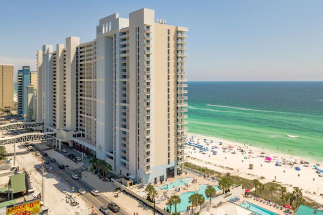 10811 Front Beach Road #2106, Panama City Beach, FL 32407 (MLS #681630) :: ResortQuest Real Estate