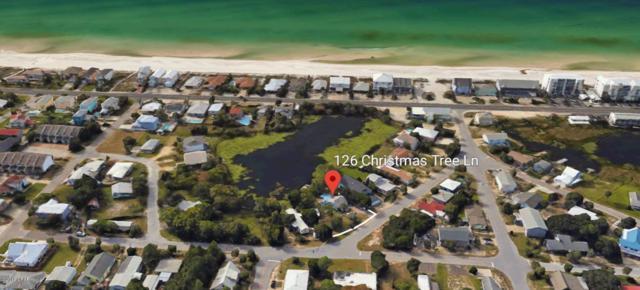 126 Christmas Tree Lane, Panama City Beach, FL 32413 (MLS #681722) :: Berkshire Hathaway HomeServices Beach Properties of Florida