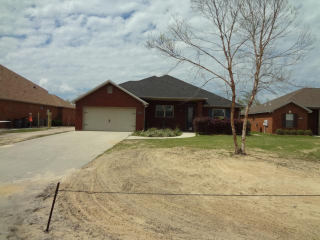 1034 Britton Road, Lynn Haven, FL 32444 (MLS #681746) :: Berkshire Hathaway HomeServices Beach Properties of Florida