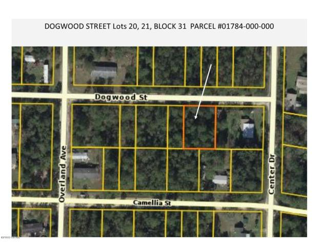 00 Dogwood Street Lots 20,21, Fountain, FL 32438 (MLS #681766) :: Counts Real Estate Group