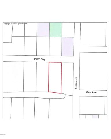 Lot 8 Palm Avenue, Youngstown, FL 32466 (MLS #681771) :: Counts Real Estate Group
