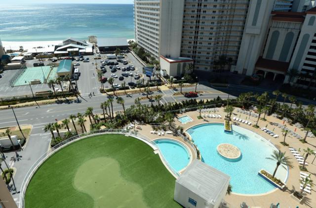 9860 S Thomas Drive #924, Panama City Beach, FL 32408 (MLS #681884) :: CENTURY 21 Coast Properties