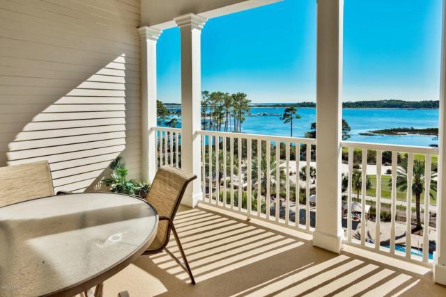 4100 Marriott Drive #605, Panama City Beach, FL 32408 (MLS #682284) :: ResortQuest Real Estate