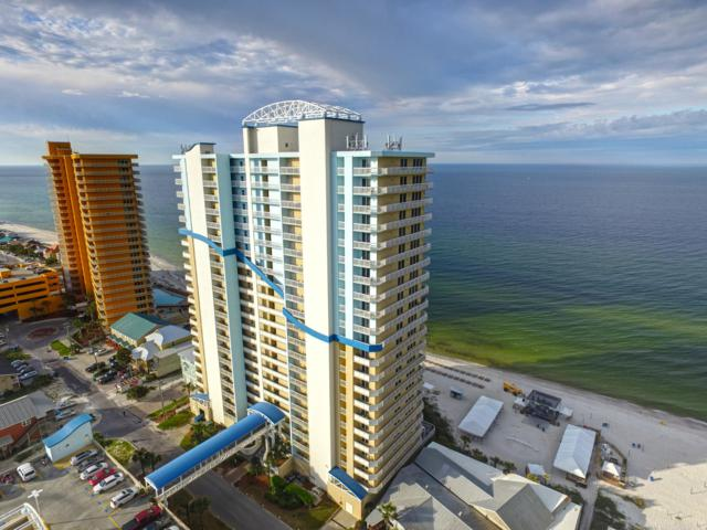 5115 Gulf Drive #1301, Panama City Beach, FL 32408 (MLS #682381) :: Berkshire Hathaway HomeServices Beach Properties of Florida