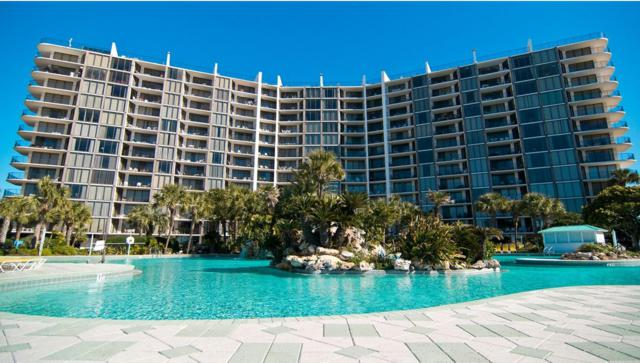 11483 Front Beach Road #909, Panama City Beach, FL 32407 (MLS #682437) :: Counts Real Estate Group