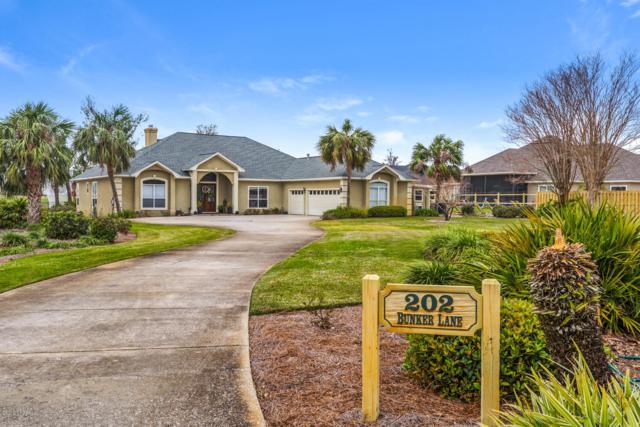 202 Bunker Lane, Panama City Beach, FL 32408 (MLS #682548) :: Scenic Sotheby's International Realty
