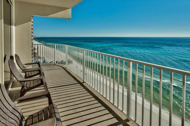 9900 S Thomas Drive #1503, Panama City Beach, FL 32408 (MLS #682602) :: CENTURY 21 Coast Properties
