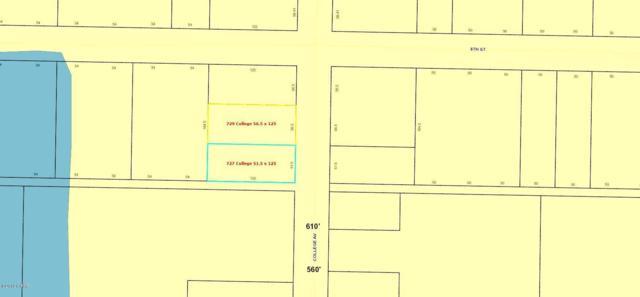 727 College Avenue, Panama City, FL 32401 (MLS #682667) :: Scenic Sotheby's International Realty