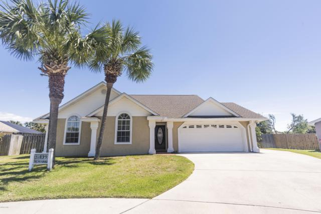 139 Bonaire Drive, Panama City Beach, FL 32413 (MLS #682725) :: Luxury Properties Real Estate