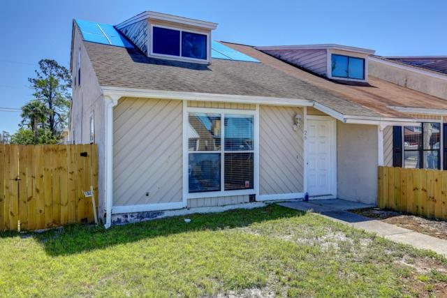 3415 W 19th 26 Street #26, Panama City, FL 32405 (MLS #682789) :: Counts Real Estate Group