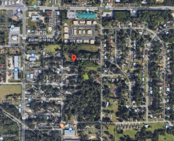 914 Kraft Avenue, Panama City, FL 32401 (MLS #682847) :: Berkshire Hathaway HomeServices Beach Properties of Florida