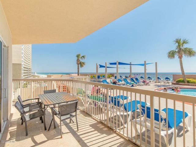 14825 Front Beach Road #501, Panama City Beach, FL 32413 (MLS #682906) :: ResortQuest Real Estate