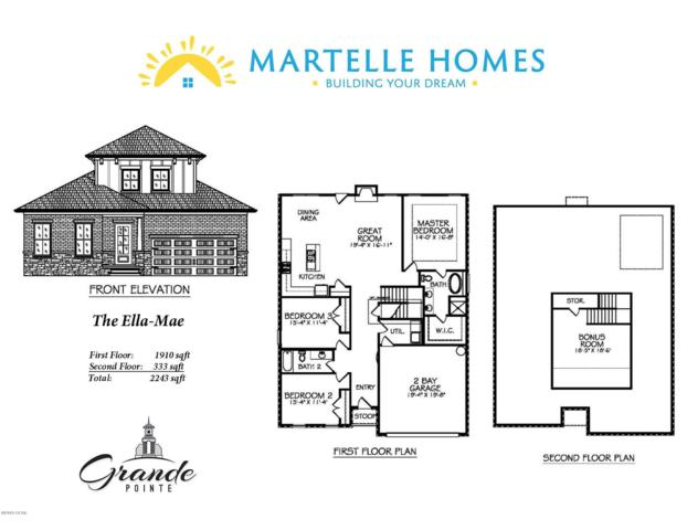 Lot 143 W Grande Pointe, Inlet Beach, FL 32461 (MLS #682997) :: Counts Real Estate Group
