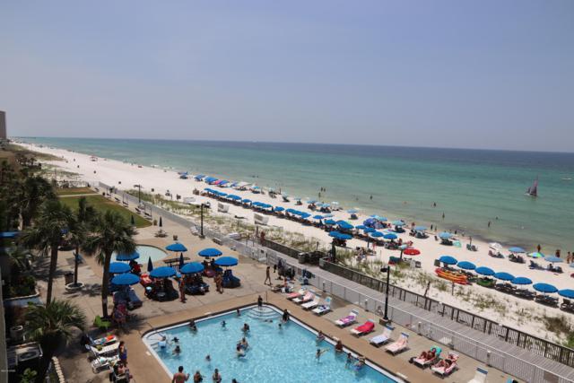 5801 Thomas Drive #512, Panama City Beach, FL 32408 (MLS #684448) :: ResortQuest Real Estate