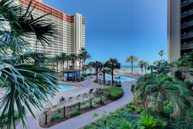 9900 S Thomas Drive #209, Panama City Beach, FL 32408 (MLS #684474) :: Keller Williams Emerald Coast