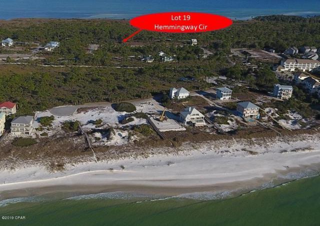 19 Hemmingway Circle, Cape San Blas, FL 32456 (MLS #684635) :: ResortQuest Real Estate