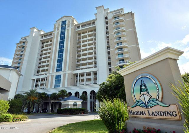 6422 W Highway 98 #402, Panama City Beach, FL 32407 (MLS #684653) :: Counts Real Estate Group