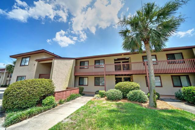 8501 N Lagoon Drive #203, Panama City Beach, FL 32408 (MLS #684800) :: Counts Real Estate Group