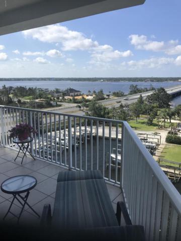 1600 Marina Bay #702, Southport, FL 32409 (MLS #684882) :: ResortQuest Real Estate