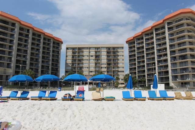 6505 Thomas Drive #609, Panama City Beach, FL 32408 (MLS #684935) :: Berkshire Hathaway HomeServices Beach Properties of Florida