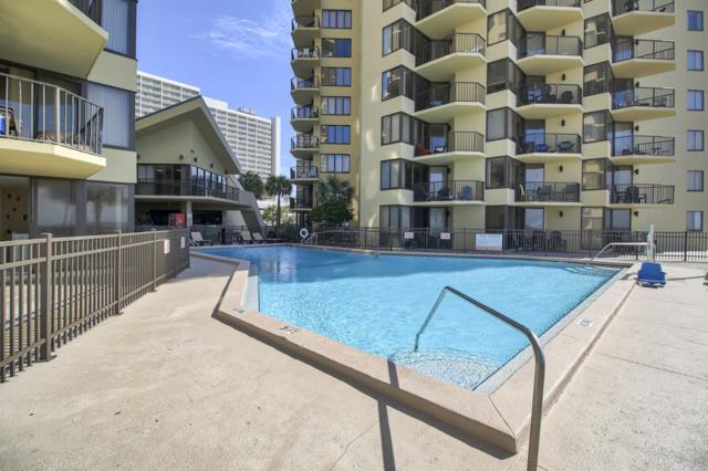 9850 S Thomas Drive 501E, Panama City Beach, FL 32408 (MLS #684940) :: ResortQuest Real Estate