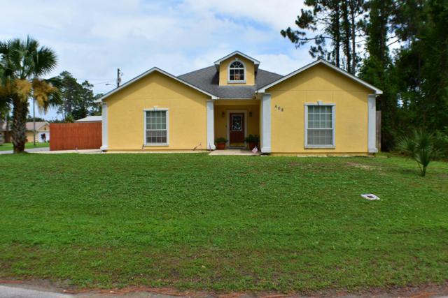 406 Burnham Avenue, Panama City Beach, FL 32413 (MLS #685190) :: ResortQuest Real Estate