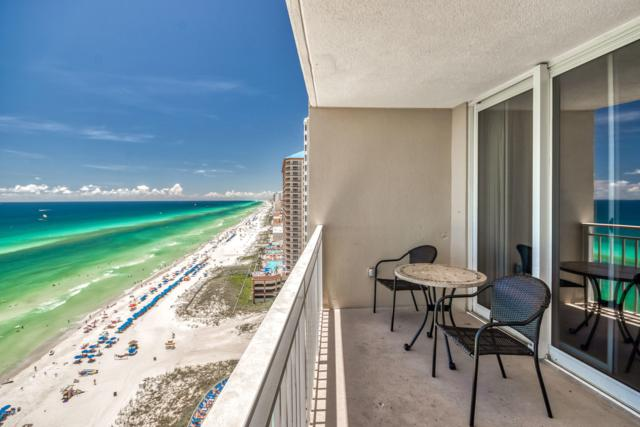 14701 Front Beach 1835 Road #1835, Panama City Beach, FL 32413 (MLS #685226) :: ResortQuest Real Estate