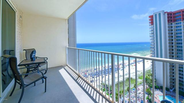 9900 S Thomas Drive #1526, Panama City Beach, FL 32408 (MLS #685346) :: Keller Williams Emerald Coast