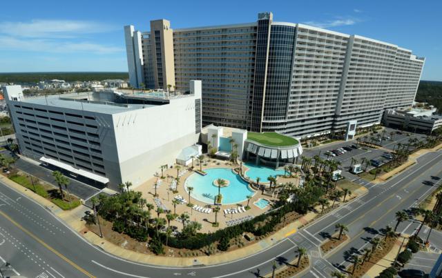 9860 S Thomas Drive #812, Panama City Beach, FL 32408 (MLS #685406) :: Scenic Sotheby's International Realty