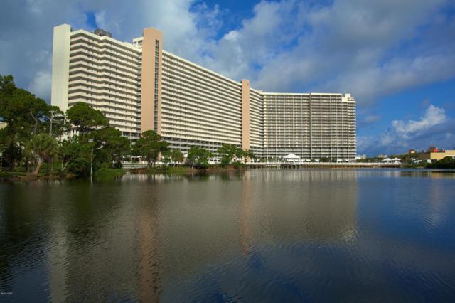 9860 S Thomas Drive #311, Panama City Beach, FL 32408 (MLS #685423) :: Keller Williams Emerald Coast