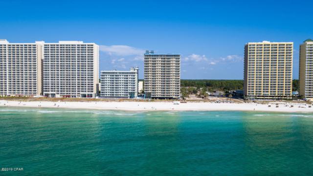 10713 Front Beach Road #201, Panama City Beach, FL 32407 (MLS #685790) :: Keller Williams Emerald Coast