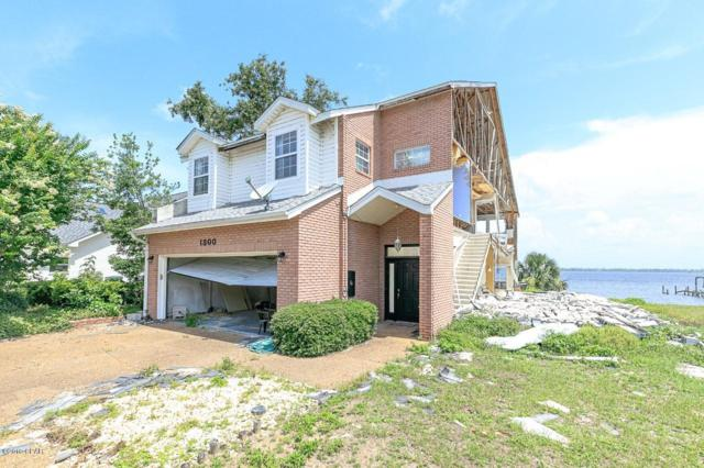 1800 Country Club Drive, Lynn Haven, FL 32444 (MLS #685816) :: Team Jadofsky of Keller Williams Success Realty