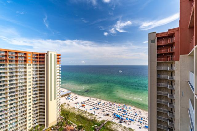 9900 S Thomas Drive #2010, Panama City Beach, FL 32408 (MLS #686228) :: Counts Real Estate Group