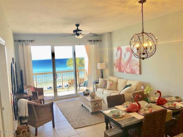 14825 Front Beach Road #606, Panama City Beach, FL 32413 (MLS #686265) :: Keller Williams Realty Emerald Coast