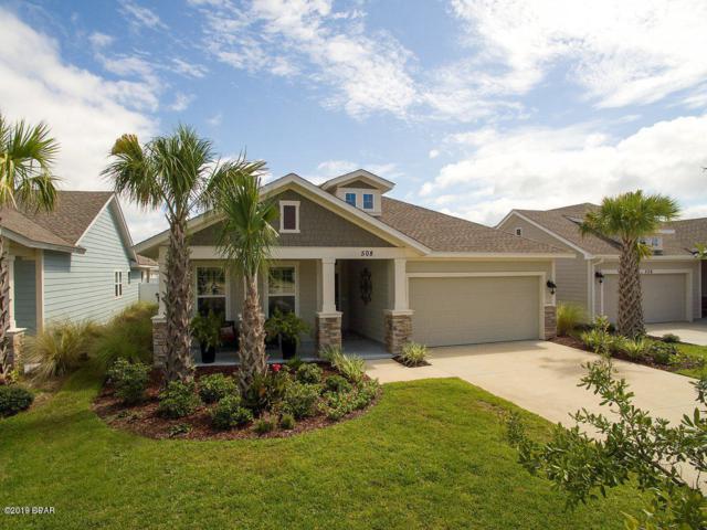 508 Breakfast Point Boulevard, Panama City Beach, FL 32407 (MLS #686306) :: Berkshire Hathaway HomeServices Beach Properties of Florida