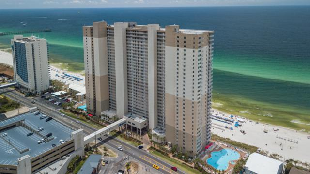 16819 Front Beach Road #401, Panama City Beach, FL 32413 (MLS #686358) :: Counts Real Estate Group, Inc.