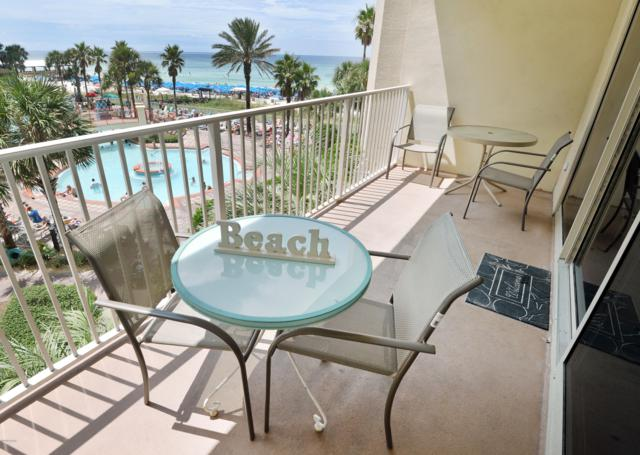9900 S Thomas Drive #307, Panama City Beach, FL 32408 (MLS #686509) :: Keller Williams Emerald Coast