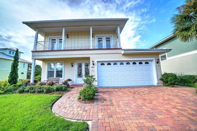 105 Smugglers Cove Court, Panama City Beach, FL 32413 (MLS #686513) :: Counts Real Estate Group