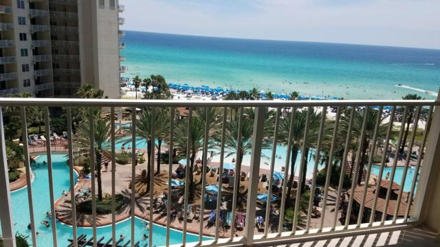 9900 S Thomas Drive #715, Panama City Beach, FL 32408 (MLS #686670) :: Counts Real Estate Group