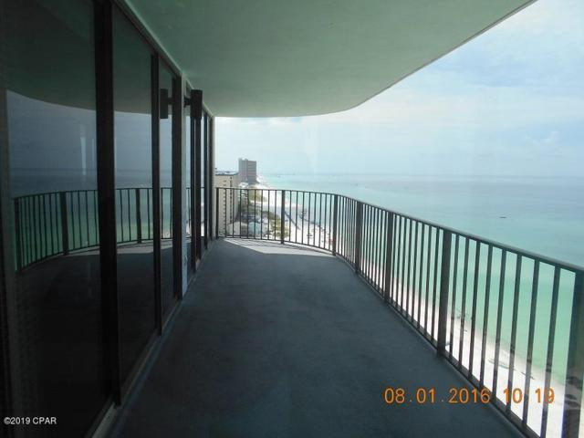 6201 Thomas Drive #1703, Panama City Beach, FL 32408 (MLS #686756) :: Counts Real Estate Group