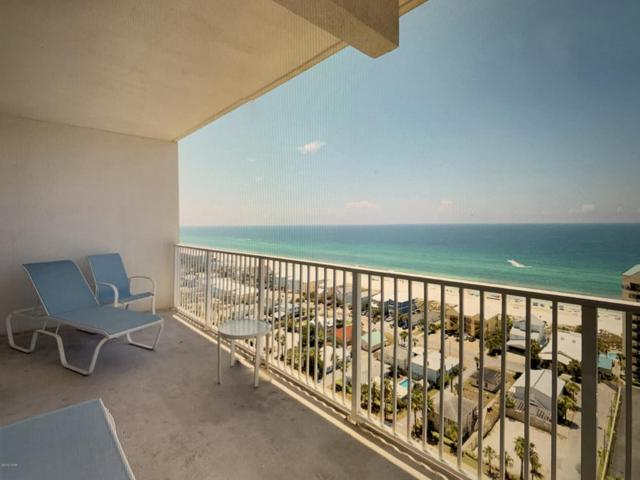 9860 S Thomas Drive #1606, Panama City Beach, FL 32408 (MLS #686837) :: Counts Real Estate Group