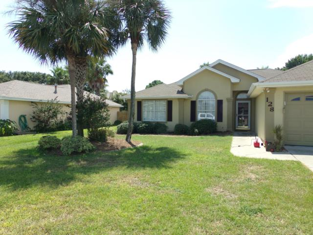 128 Bonaire Drive, Panama City Beach, FL 32413 (MLS #686956) :: Counts Real Estate Group