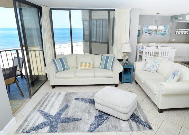 9850 S Thomas 407E, Panama City Beach, FL 32408 (MLS #687073) :: ResortQuest Real Estate