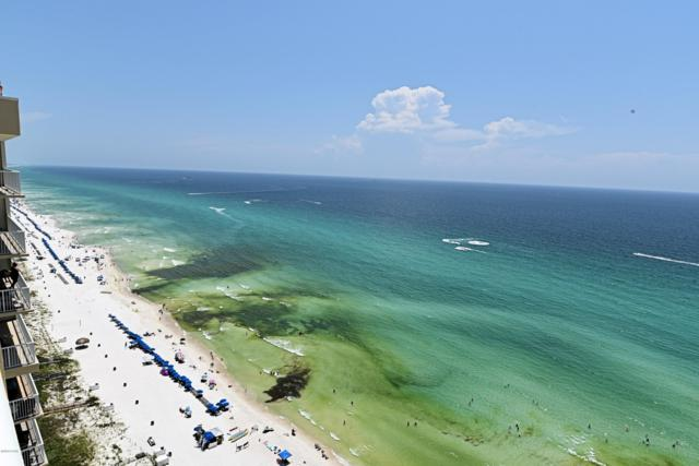 10901 Front Beach Road #2313, Panama City Beach, FL 32407 (MLS #687116) :: ResortQuest Real Estate