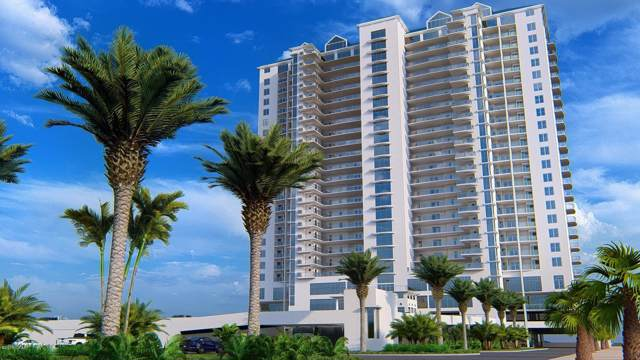 6161 Thomas Drive #813, Panama City Beach, FL 32408 (MLS #688414) :: Counts Real Estate Group