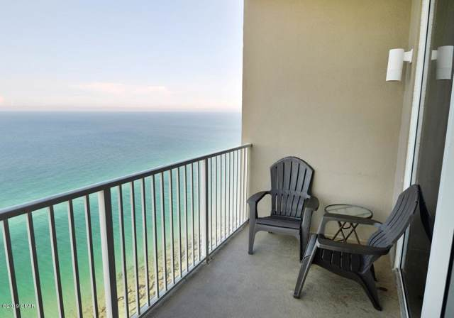 16819 Front Beach Road #2816, Panama City Beach, FL 32413 (MLS #688423) :: CENTURY 21 Coast Properties