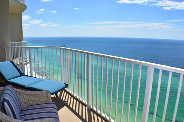 16819 Front Beach Road #2616, Panama City Beach, FL 32413 (MLS #688449) :: CENTURY 21 Coast Properties