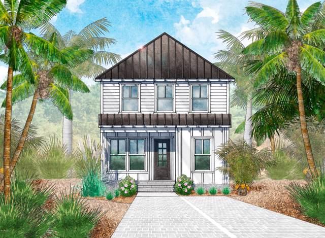 Lot 31 Ivy At Inlet Beach, Inlet Beach, FL 32461 (MLS #688464) :: Keller Williams Emerald Coast