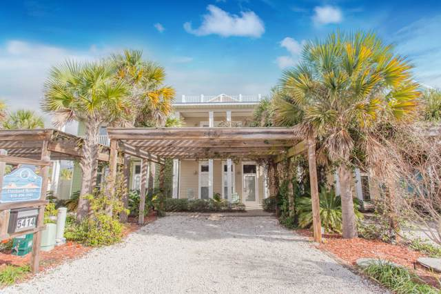 5414 Gulf Drive, Panama City Beach, FL 32408 (MLS #688497) :: Team Jadofsky of Keller Williams Success Realty