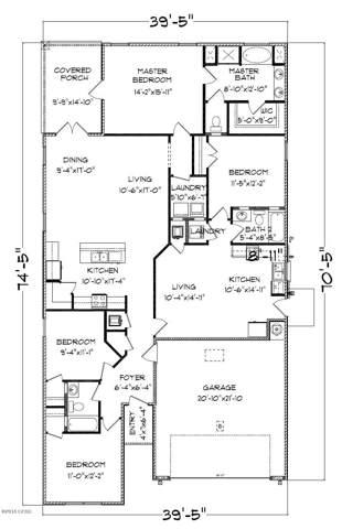 316 Moonraker Circle Lot 43, Panama City Beach, FL 32407 (MLS #688543) :: Counts Real Estate Group